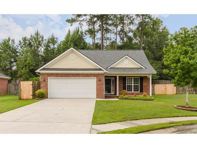 205 Brookstone Circle, Grovetown, GA 30813 (MLS #458900) :: REMAX Reinvented | Natalie Poteete Team
