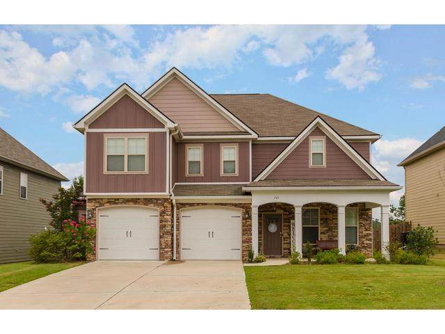361 Bella Rose Drive, Evans, GA 30809 (MLS #458925) :: Shannon Rollings Real Estate