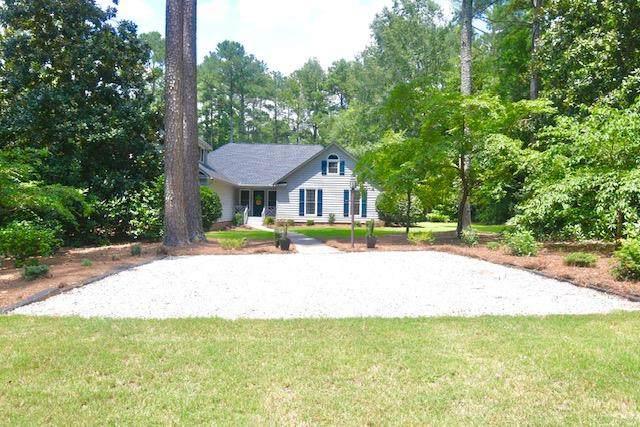 205 Pine Knoll Lane, Edgefield, SC 29824 (MLS #459284) :: The Starnes Group LLC
