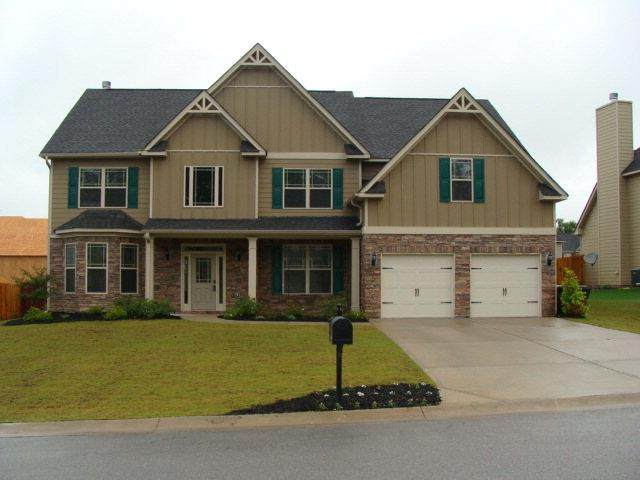 1396 Highwoods Pass, Grovetown, GA 30813 (MLS #459403) :: The Starnes Group LLC