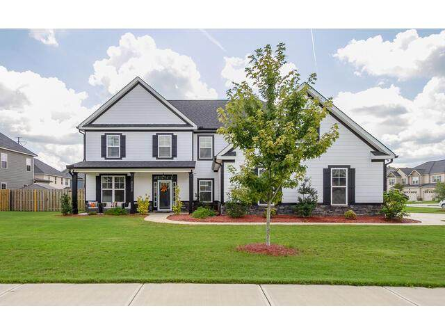 3508 Patron Drive, Grovetown, GA 30809 (MLS #460300) :: Shannon Rollings Real Estate