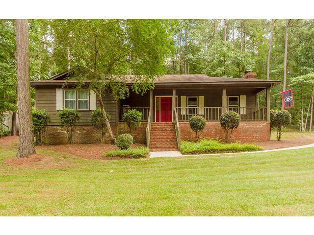 111 Spring Lake Court, North Augusta, SC 29860 (MLS #460495) :: Southeastern Residential