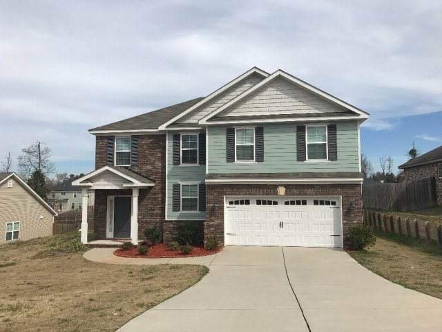 1326 Royal Oak Street, Grovetown, GA 30813 (MLS #460525) :: Shannon Rollings Real Estate
