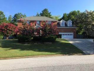 4871 Flagstone Court, Evans, GA 30809 (MLS #460595) :: Better Homes and Gardens Real Estate Executive Partners