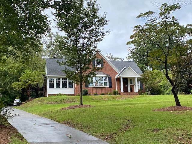145 Lakemont Drive, Augusta, GA 30904 (MLS #460598) :: Southeastern Residential