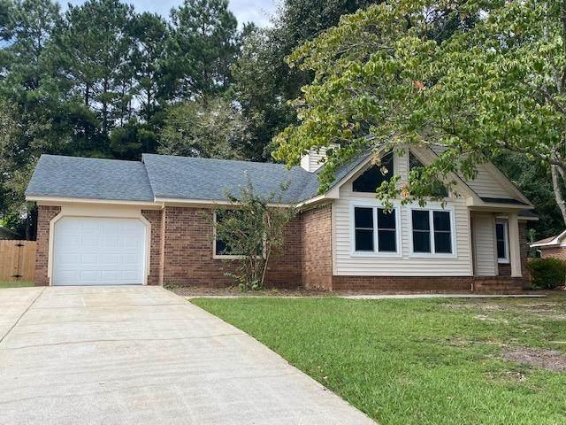 4672 Red Leaf Way, Martinez, GA 30907 (MLS #460604) :: Tonda Booker Real Estate Sales