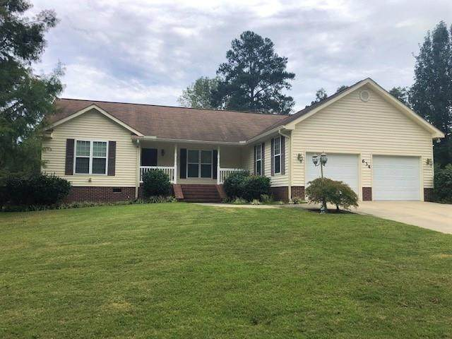 634 Magnolia Drive, Thomson, GA 30824 (MLS #460723) :: Melton Realty Partners