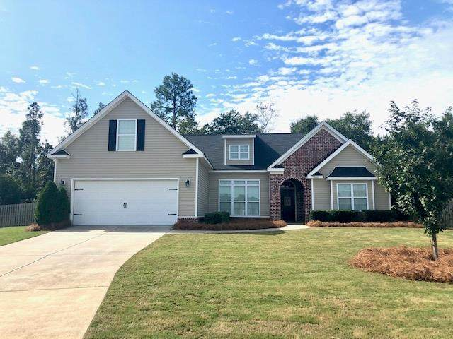 7860 Canary Lake Road, North Augusta, SC 29841 (MLS #460742) :: Melton Realty Partners