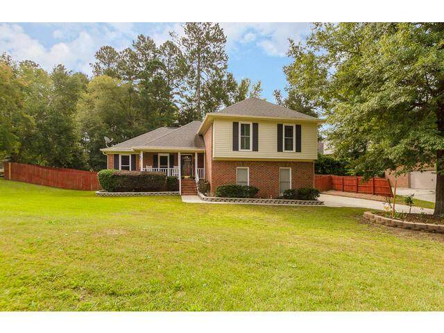 814 Cape Cod Court, Evans, GA 30809 (MLS #460753) :: For Sale By Joe | Meybohm Real Estate