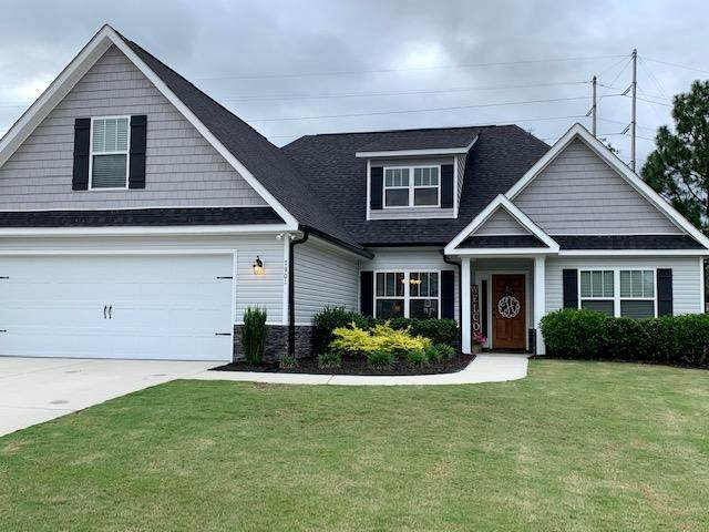 7901 Canary Lake Drive, North Augusta, SC 29841 (MLS #460829) :: The Starnes Group LLC