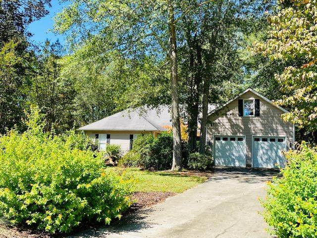 101 Sessions Drive, Aiken, SC 29803 (MLS #460985) :: RE/MAX River Realty