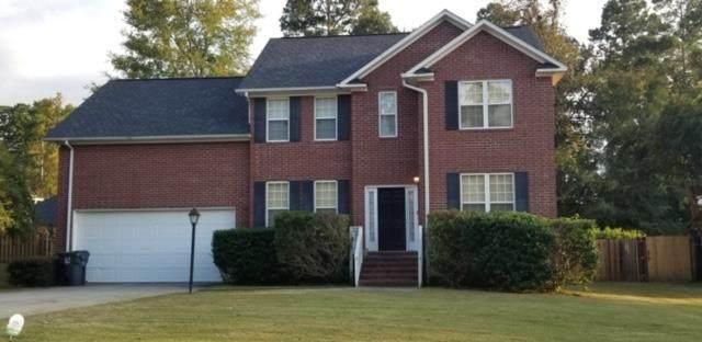 4942 Marble Drive, Evans, GA 30809 (MLS #461192) :: For Sale By Joe | Meybohm Real Estate