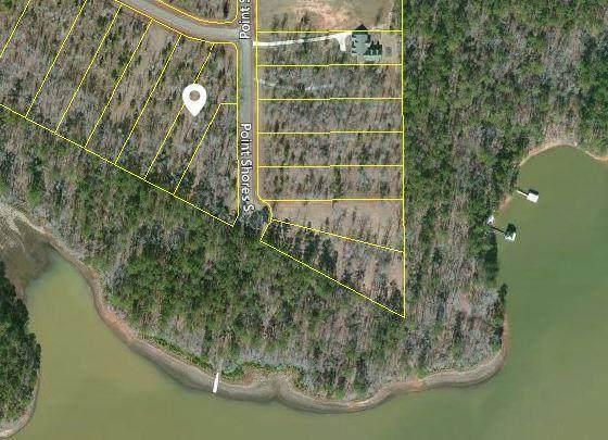 Lot 17 Point Shores, Tignall, GA 30668 (MLS #461256) :: Shannon Rollings Real Estate