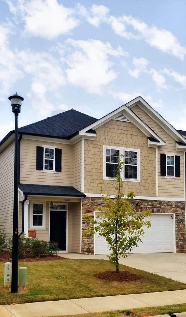 988 Glenhaven Drive, Evans, GA 30809 (MLS #461583) :: For Sale By Joe | Meybohm Real Estate