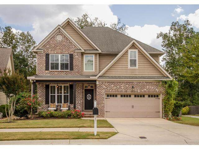975 Napiers Post Drive, Evans, GA 30809 (MLS #461806) :: Shannon Rollings Real Estate