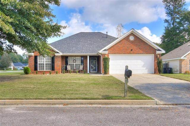 134 Cottonwood Court, North Augusta, SC 29841 (MLS #461844) :: For Sale By Joe | Meybohm Real Estate