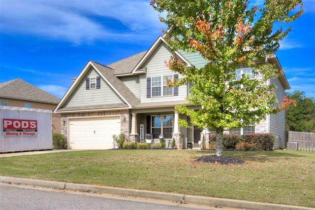 905 Cranbrook Way, Evans, GA 30809 (MLS #461891) :: Melton Realty Partners