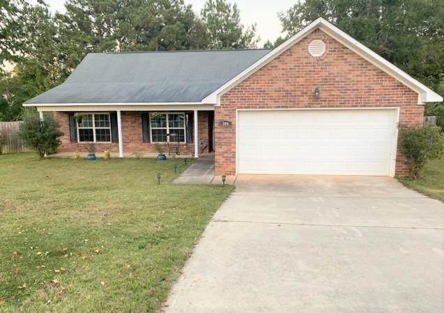 304 Frick Lane, Grovetown, GA 30813 (MLS #461979) :: RE/MAX River Realty