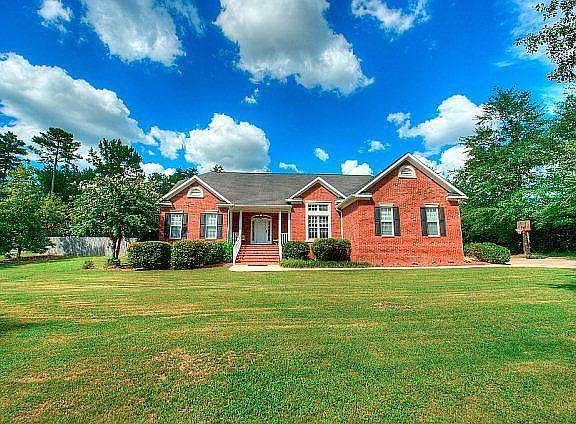 275 Summer Creek Drive, Graniteville, SC 29829 (MLS #462091) :: Young & Partners