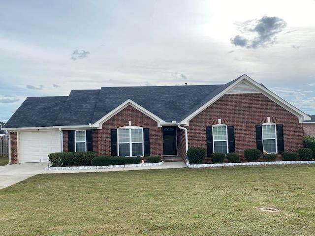 3454 Essex Place, Hephzibah, GA 30815 (MLS #462100) :: Tonda Booker Real Estate Sales
