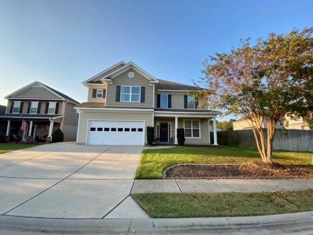 999 Watermark Drive, Evans, GA 30809 (MLS #462179) :: Shannon Rollings Real Estate