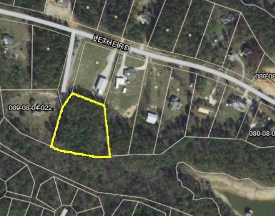 Lot 88 Sandover, McCormick, SC 29835 (MLS #462235) :: Melton Realty Partners