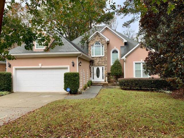 851 Park Chase Drive, Evans, GA 30809 (MLS #462716) :: Young & Partners