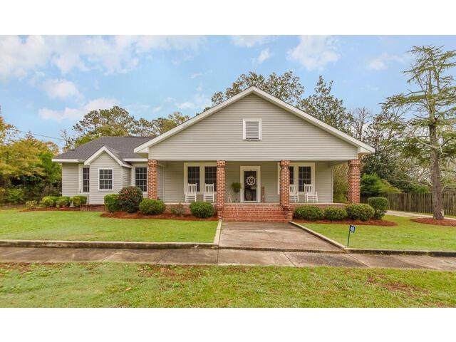 48 N Whitehead Street, Warrenton, GA 30828 (MLS #462818) :: Shaw & Scelsi Partners
