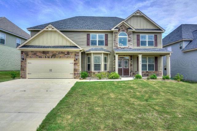 318 Bella Rose Drive, Evans, GA 30809 (MLS #462841) :: Melton Realty Partners
