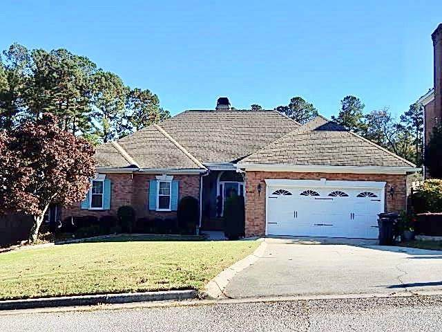 834 Park Chase Drive, Evans, GA 30809 (MLS #462874) :: Young & Partners
