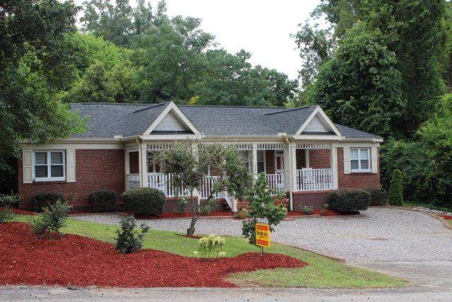 218&222 Lancaster Street, Aiken, SC 29801 (MLS #462934) :: Better Homes and Gardens Real Estate Executive Partners