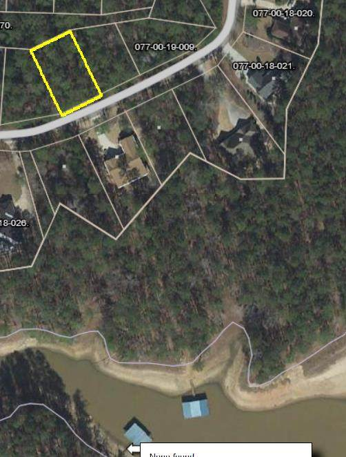 L11 B19 Grandview Drive, McCormick, SC 29835 (MLS #462939) :: Southeastern Residential