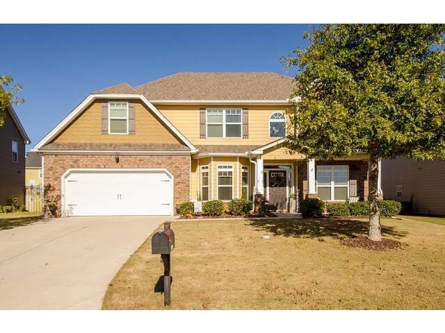 2529 Ravenna Lane, Evans, GA 30809 (MLS #462992) :: Melton Realty Partners