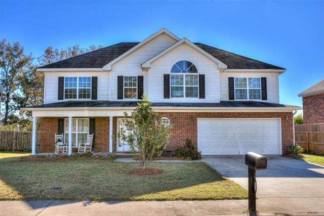 7509 Senators Ridge Drive, Grovetown, GA 30813 (MLS #463005) :: Young & Partners