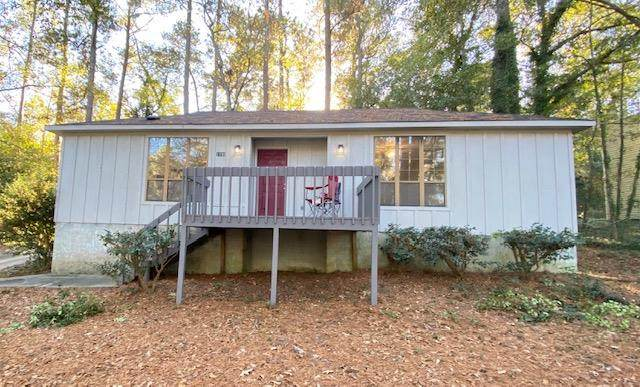 1193 Norman Street, North Augusta, SC 29841 (MLS #463118) :: Shannon Rollings Real Estate