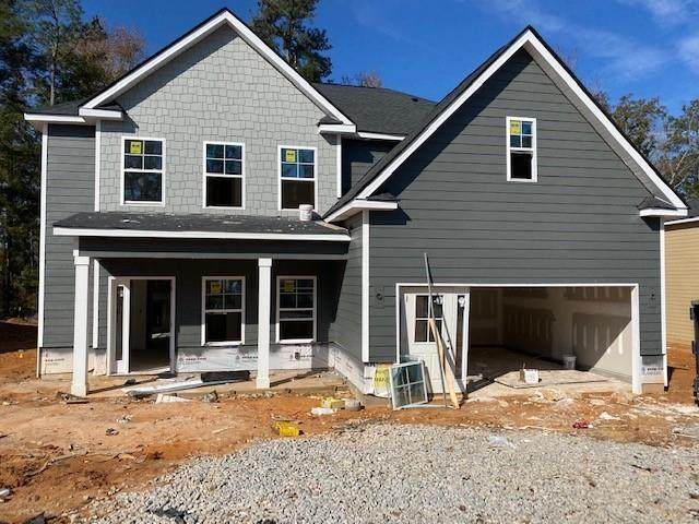 606 Bunchgrass Street, Evans, GA 30809 (MLS #463218) :: Shannon Rollings Real Estate
