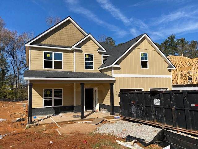 608 Bunchgrass Street, Evans, GA 30809 (MLS #463219) :: Shannon Rollings Real Estate
