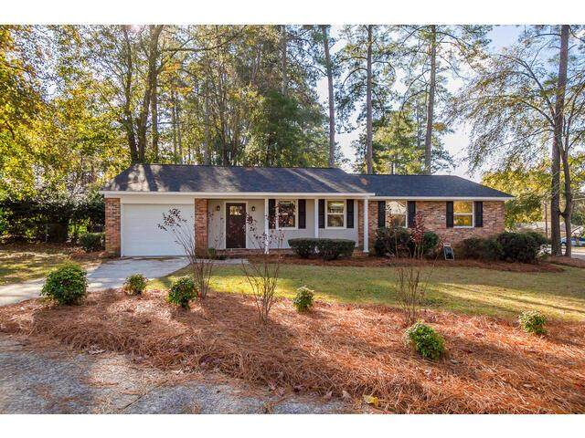 3310 Old Church Road, Augusta, GA 30907 (MLS #463311) :: REMAX Reinvented | Natalie Poteete Team