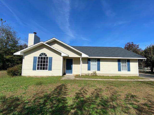 1377 Stephens Road, North Augusta, SC 29860 (MLS #463442) :: Better Homes and Gardens Real Estate Executive Partners