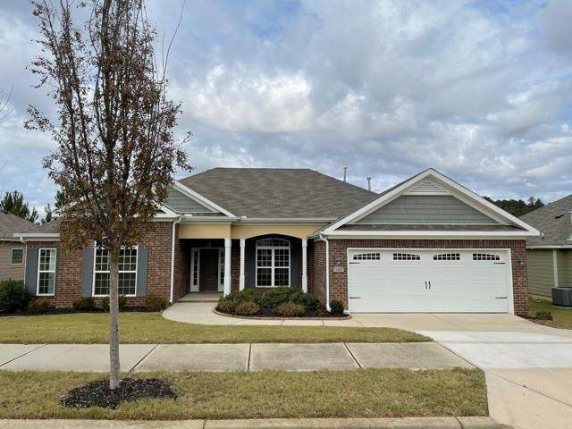 142 Claridge Street, North Augusta, SC 29860 (MLS #463496) :: Better Homes and Gardens Real Estate Executive Partners