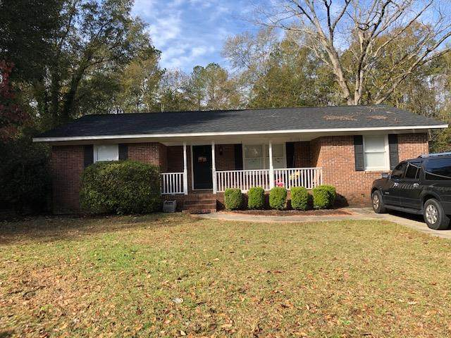 251 Keith Circle, Williston, SC 29853 (MLS #463630) :: REMAX Reinvented | Natalie Poteete Team