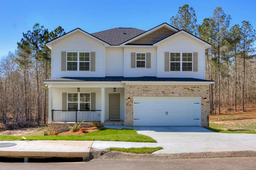 1033 Bubbling Springs Drive - Photo 1