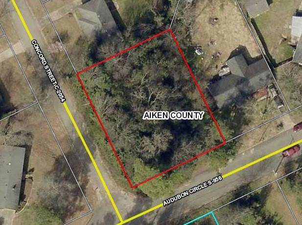 Lot 34 Audubon Circle, Belvedere, SC 29841 (MLS #464115) :: Tonda Booker Real Estate Sales