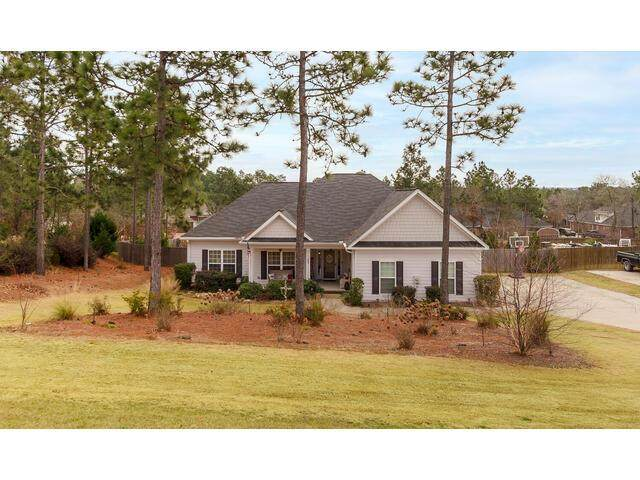 384 Connector Road, Graniteville, SC 29829 (MLS #464539) :: Shaw & Scelsi Partners