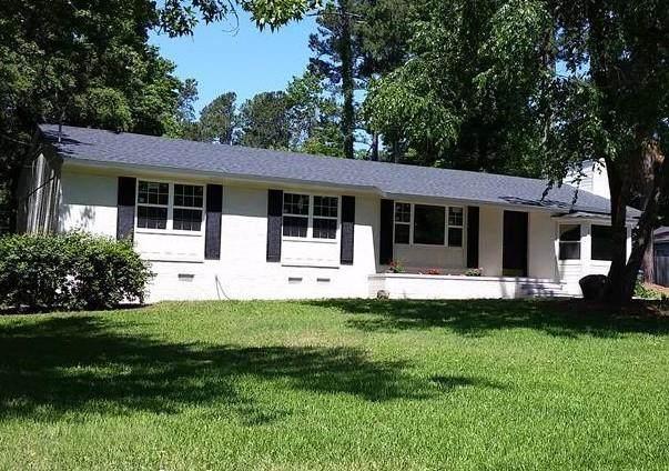 125 Warren Road, Augusta, GA 30907 (MLS #464739) :: Shannon Rollings Real Estate