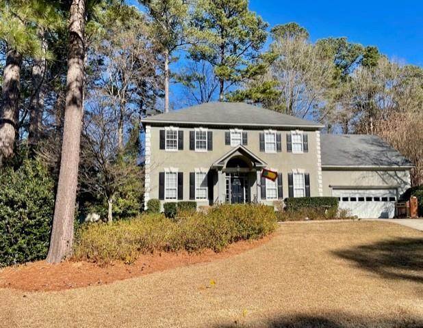4539 Bellingham Court, Evans, GA 30809 (MLS #464740) :: Better Homes and Gardens Real Estate Executive Partners