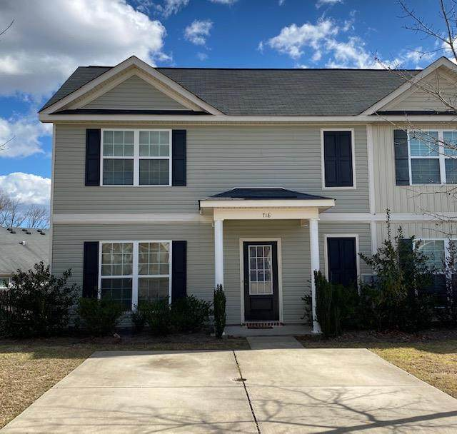 718 Whispering Willow Way, Grovetown, GA 30813 (MLS #464791) :: Better Homes and Gardens Real Estate Executive Partners