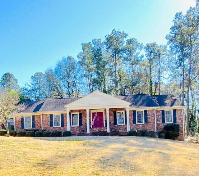 966 Campbellton Drive, North Augusta, SC 29841 (MLS #464855) :: Better Homes and Gardens Real Estate Executive Partners