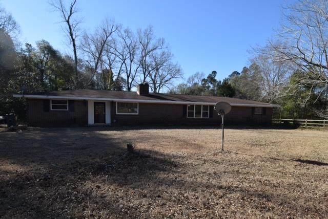 110 Daniel Street, Jackson, SC 29831 (MLS #464918) :: Shannon Rollings Real Estate