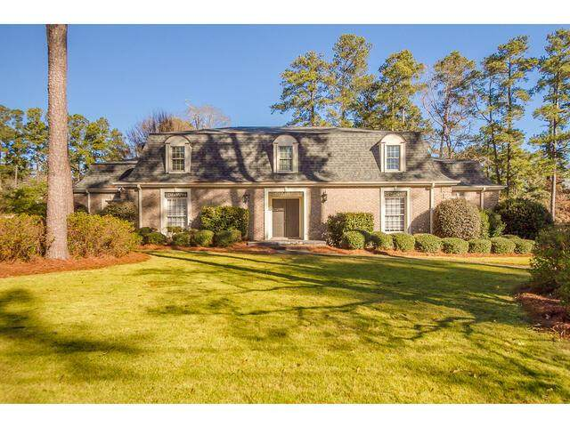 3129 Montpelier Drive, Augusta, GA 30909 (MLS #464945) :: Young & Partners